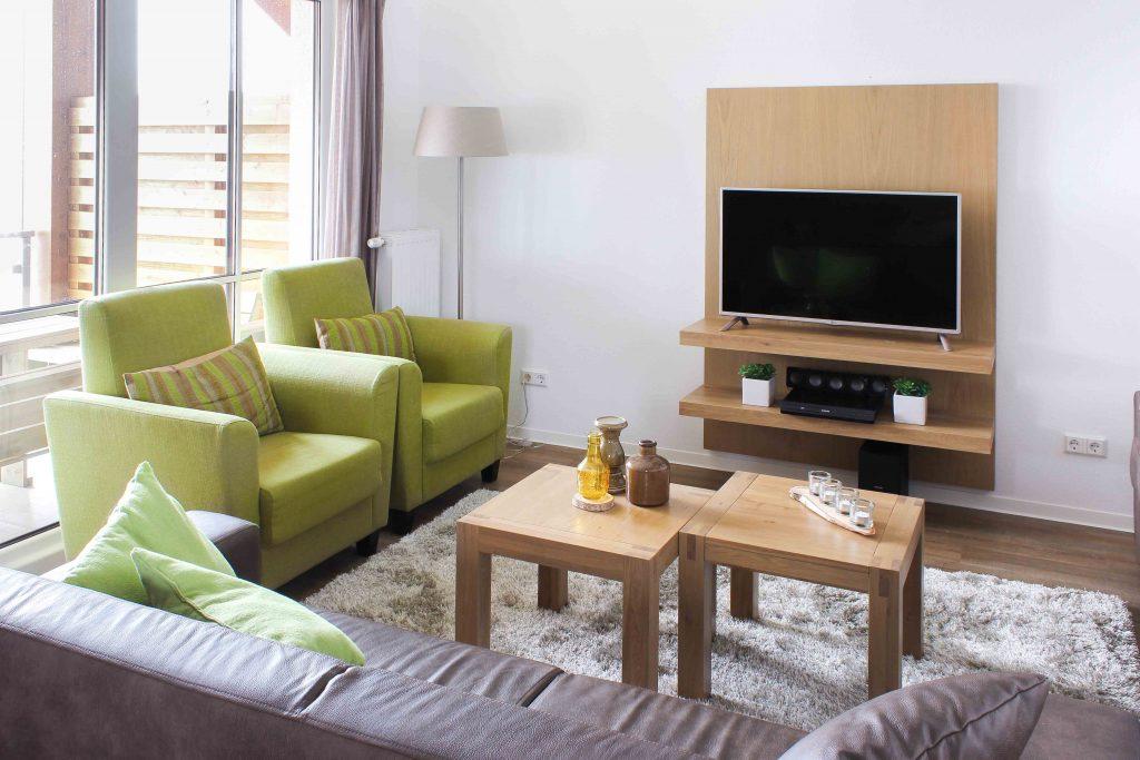 Gezellig Ingerichte Woonkamer : Type prijs gezellig ingerichte woonkamer tweekamerappartement